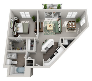 Go to Ashley Floorplan page.