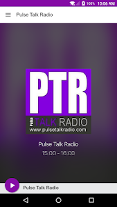 Pulse Talk Radio screenshot 0