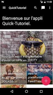 QuickTutoriel - náhled
