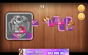 Paw Puppy Patrol Puzzle - screenshot thumbnail 12