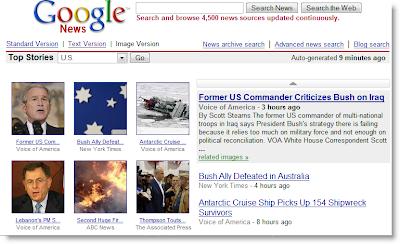 Google News Image View