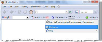 Removing Google Toolbar Search Box - 1