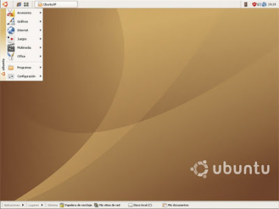 ubuntu look of XP