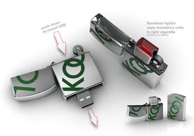 USB Powered Cigar Lighter Image