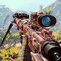Sniper 3D Shooter- Free Gun Shooting Game icon