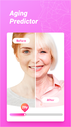 Fantastic Face – Face Analysis & Aging Prediction APK screenshot thumbnail 2