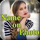 Write Name on Photo Download on Windows