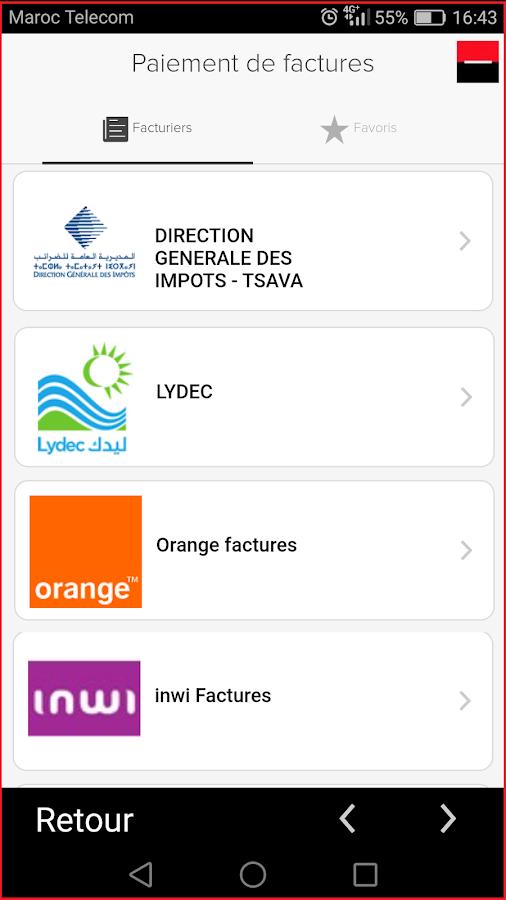 Fabuleux Société Générale Maroc - Android Apps on Google Play PK46