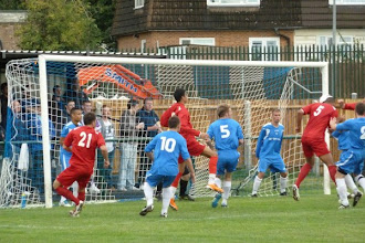 Photo: 04/09/11 v Grays Athletic (FA Cup Preliminary Round) 2-3 - contributed by Bob Davies