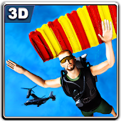 Sky High Air Stunts Diving & Wind Rush Dive Sim