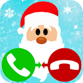 fake call Christmas