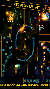Plasma Sky - rad space shooter Screenshot