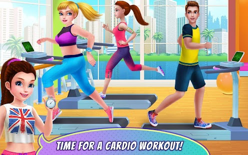 Fitness Girl - Dance & Play- screenshot thumbnail