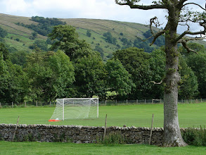 Photo: 25/08/10 - ground photos from Dent FC (Westmorland League) - contributed by Andy Gallon