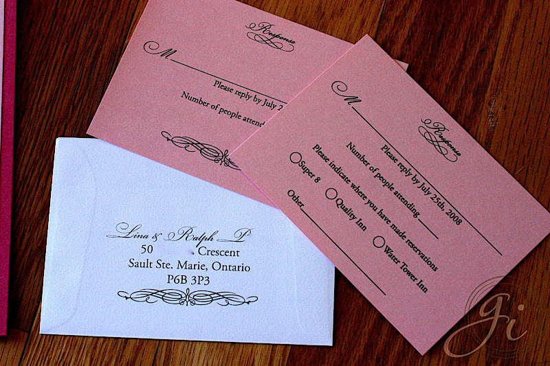 How Soon Do You Send Out Wedding Invitations: Gourmet Invitations
