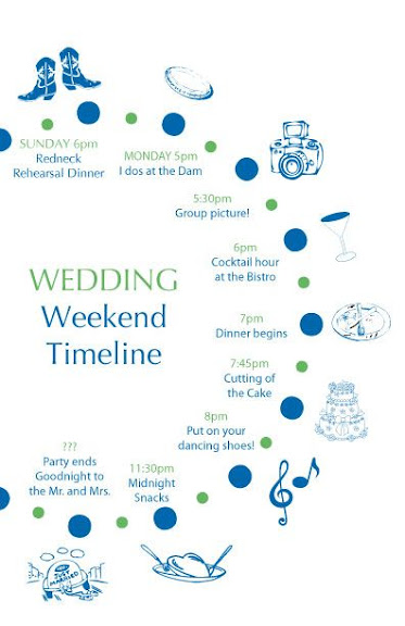 Fresh brioche wedding day timeline a la pug a day of timeline for the wedding which may expand into a larger timeline for the overall weekend and include important information like important junglespirit Images