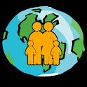 Phone Family Location tracker icon