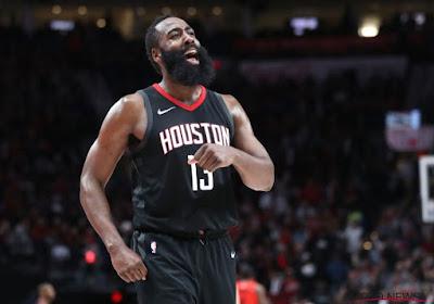 ? NBA : James Harden marque 50 points et permet à Houston de battre les Lakers