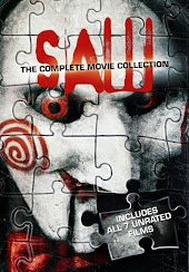 SAW: THE COMPLETE COLLECTION UNRATED