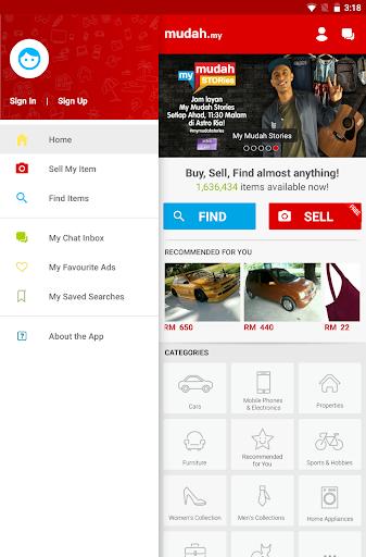 Mudah.my - Find, Buy, Sell Preloved Items  screenshots 9