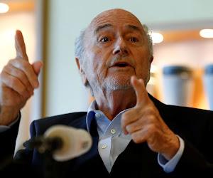La justice suisse classe une autre affaire concernant l'ancien président de la Fifa Sepp Blatter