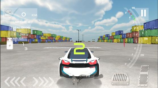 i8 Drift - Sürüş Simülatörü - náhled