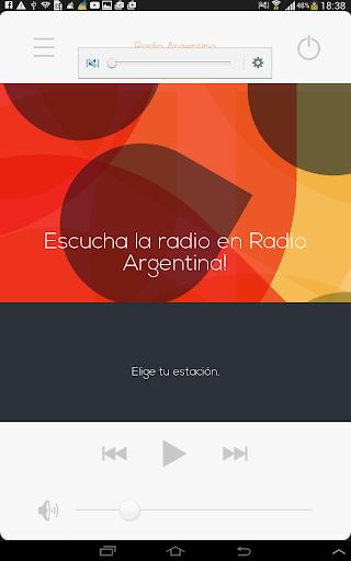 Radio Argentina todos radios