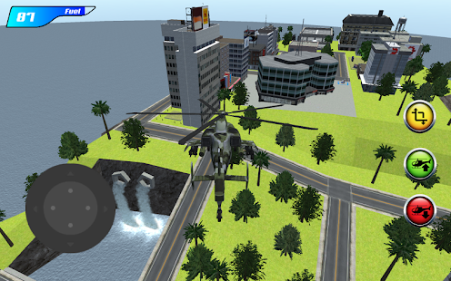X Robot Helicopter- screenshot thumbnail