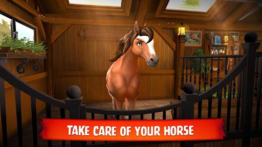 Horse Haven World Adventures screenshot 3