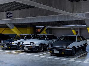 スプリンタートレノ AE86 S61•GT-APEXのカスタム事例画像 ささき ゆーまさんの2020年06月19日07:21の投稿
