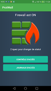 VPN Safe Firewall Proxy Capture d'écran