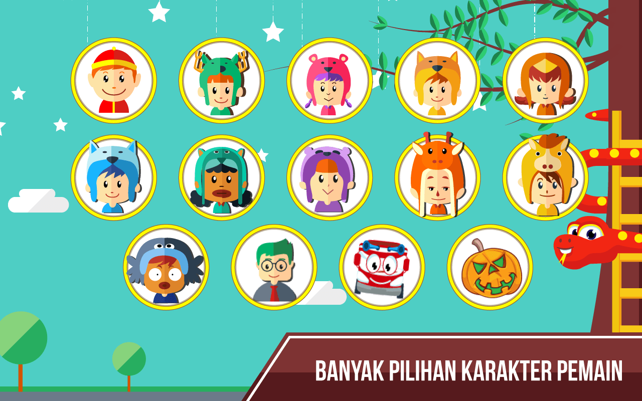 Ular Tangga Indonesia Apl Android Di Google Play