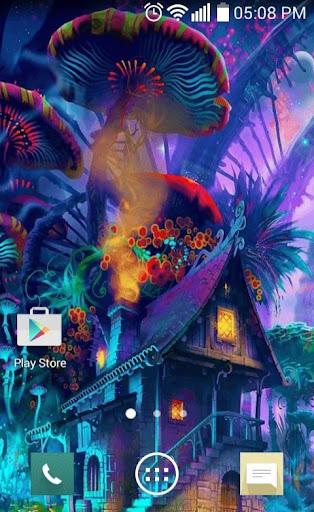 Trippy HD Wallpaper