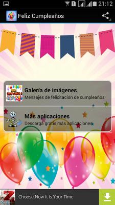 Feliz Cumpleaños - screenshot