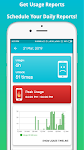 screenshot of YourHour - Phone Addiction Tracker and Controller