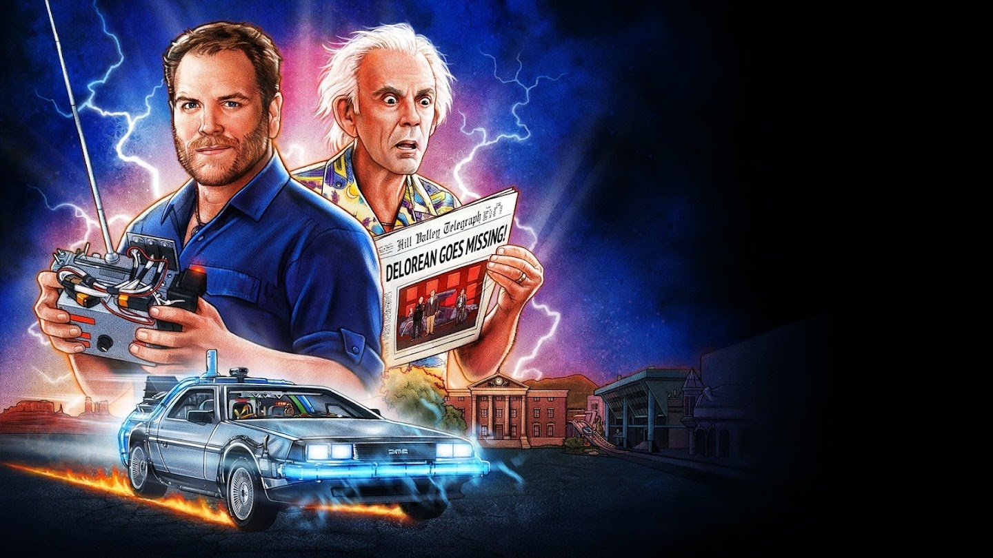Watch Expedition: Back to the Future live