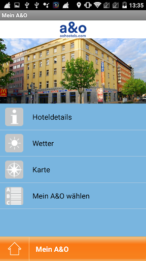 A&O Hotels and Hostels APP screenshot 7