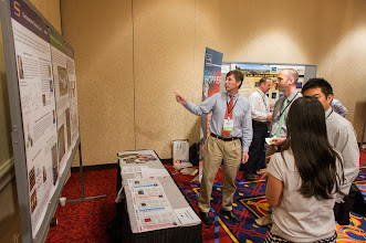 Photo: The Krell DOE ESGF conference at the Crystal Gateway Marriott in Arlington, VA on July 27, 2012.