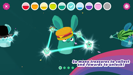 Hanazuki screenshot