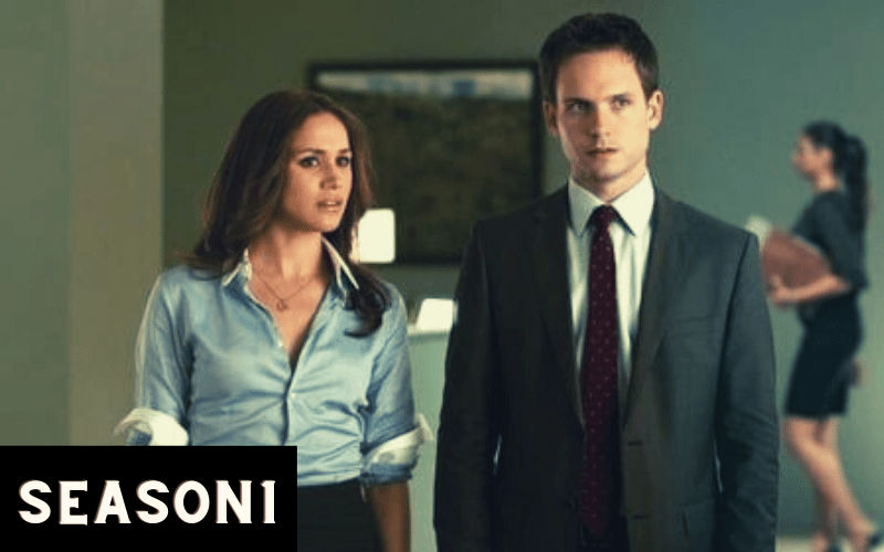 index of suits season 1