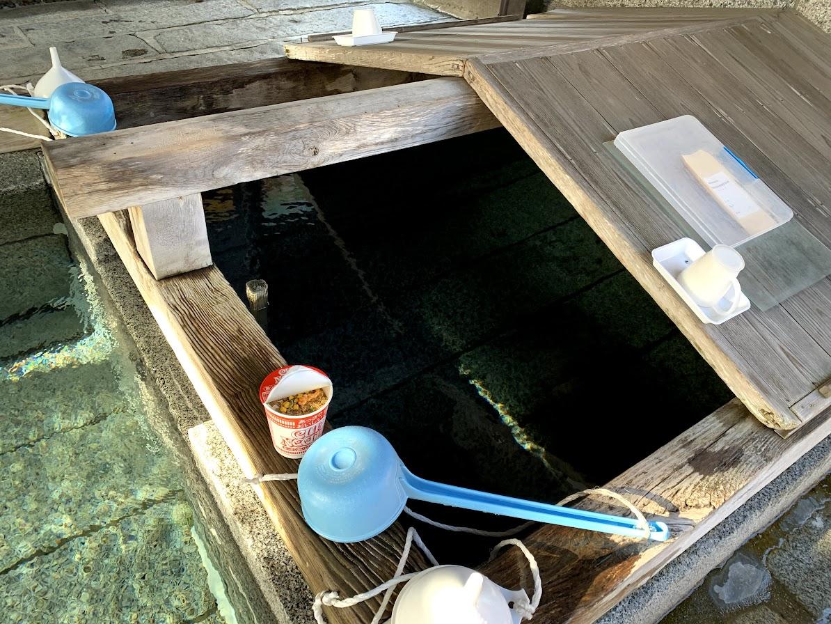 【注目】水でカップ麺を作る方法が話題だったので「大慈清水」で試した結果