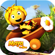 Maya the Bee: The Nutty Race