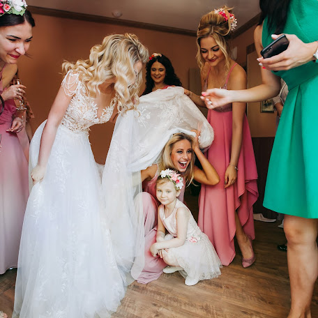 Wedding photographer Kristina Kalyagina (Matildada). Photo of 13.07.2017