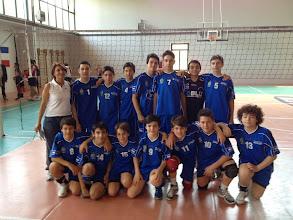 Photo: squadra mas. pallavolo 2012 1^ provinciale