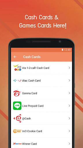 Mobile Topup, Add-on Pack, Bill Payment & Vouchers for PC