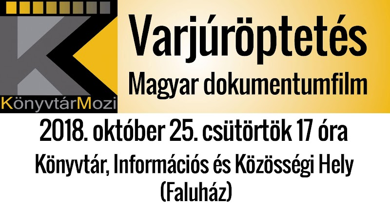 Varjúröptetés - magyar dokumentumfilm - 2018. október 25