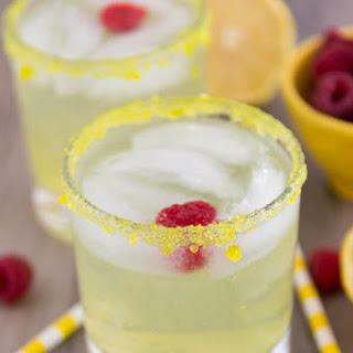 Lemon Drop Fizz.