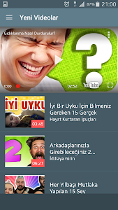 YapYap Videoları screenshot 1