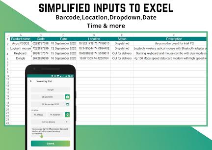 Excel Spreadsheet(Xls, Xlsx) Create, Edit & Export 1