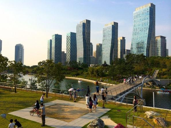 Image result for songdo central park